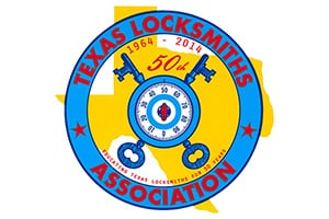 Texas Locksmith Association logo