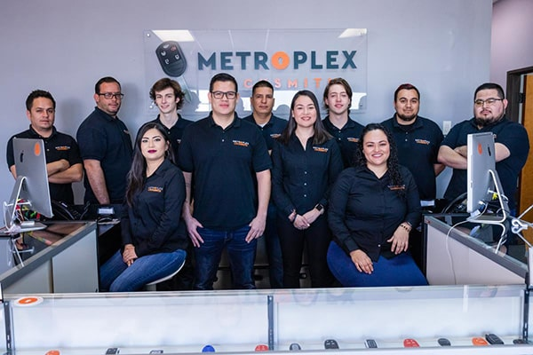 MetroPlex staff photo